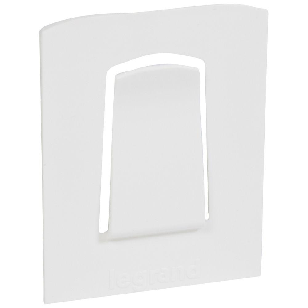 Porte plans adhésif - pour coffrets ou portes Drivia 13/18 modules (401389)