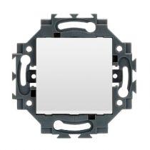 Poussoir C.Auto.1P 10A Blanc (35023WP)