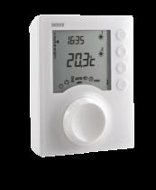 Programmateur de 1 à 2 zones pour chauffage électrique Fil Pilote (6050426)