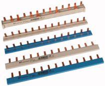 Rail de phase, 1Ph, 10qmm, coudé gris, Stylet, 13PE (264918)