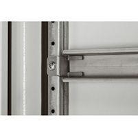Rail sur porte - pour armoire Altis porte larg. 600 mm (047715)