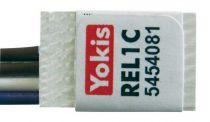 Relais bobine 230V CONTACT 1NO  230V / 0,1A (REL1C)