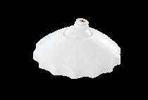 Rotule pour détecteur de mouvement bi-lentille et bi-lentille double technologie (6416221)