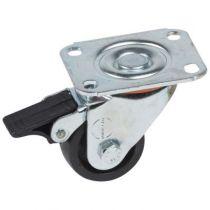 Roulettes (4) - pour montage sur baies serveur LCS² - 500 kg maxi (046482)