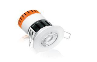 Spot encastré LED coupe-feu E8 8W fice gradable (ENDE830)