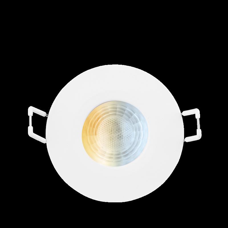 Spot encastré LED CS 6W fixe IP65 (END6DWCCT)