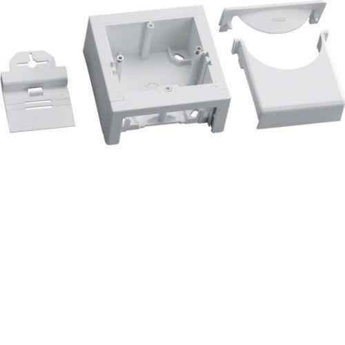 Support universel Adaptateur pour moulure ATHEA 60mm en blanc pure (ATA806099010)