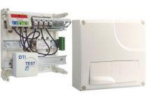 Tableau de communication DELTA initial Grd 1 - 4 RJ45 + TV coax (Q217)
