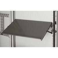 Tablette écritoire - pour armoire Altis porte larg. 600 mm - 3 positions (047707)