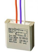 Télérupteur Encastrable 500W (MTR500E)