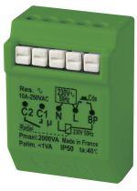 Télérupteur Temporisé 10A RADIO 2000W Power ( MTR2000ERP)