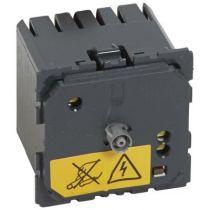 Thermostat d\'ambiance fil pilote Céliane 230 V