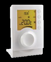 Thermostat d\'ambiance radio avec molette (6053002)
