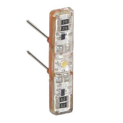 Voyant témoin 230 V Céliane - pour câblage existant